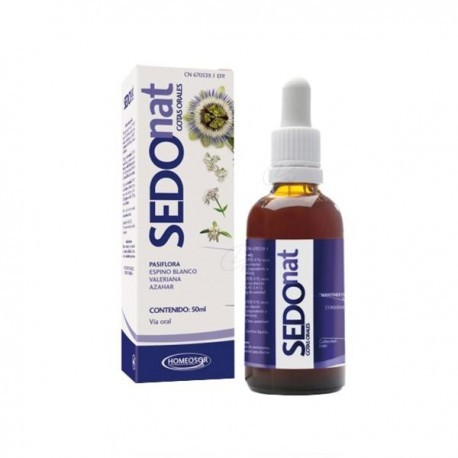 Sedonat Suspension En Gotas 50 Ml