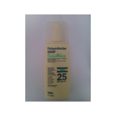 FOTOPROTECTOR ISDIN PEDIAT SPF-25 SPRAY 125 ML