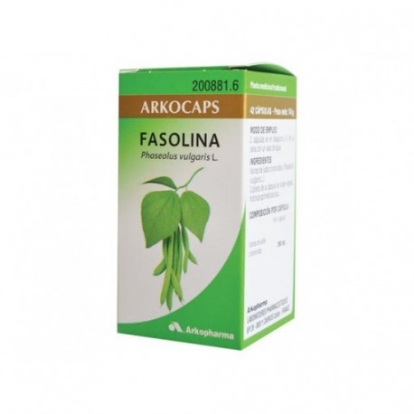 Arkocapsulas Fasolina 50 Caps