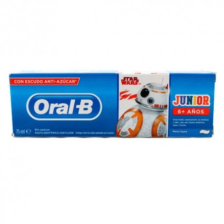 Oral-B Pasta Dental Disney 75 ml