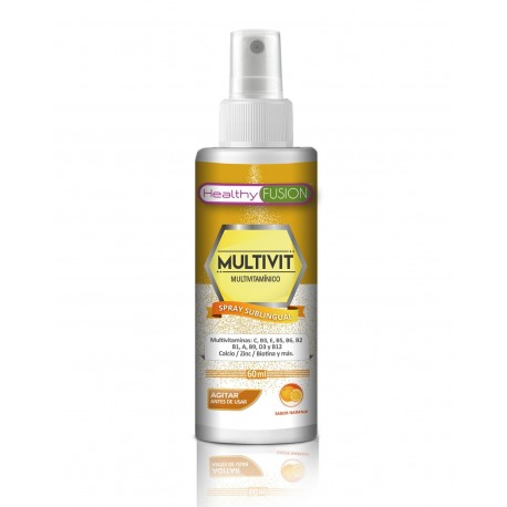MULTIVIT SPRAY SABOR NARANJA 60 ML