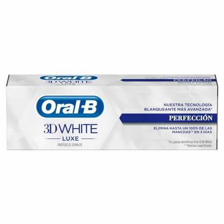 Oral B Pasta 3D White Luxe Perfect 75 Ml