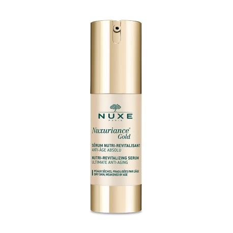 NUXE NUXURIANCE GOLD  SERUM 30ML
