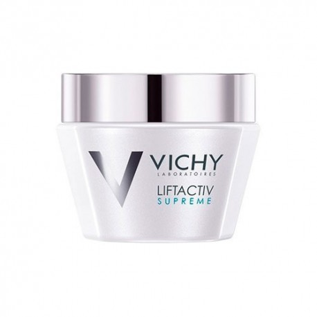 Vichy Liftactiv Supreme Piel Seca 50 Ml