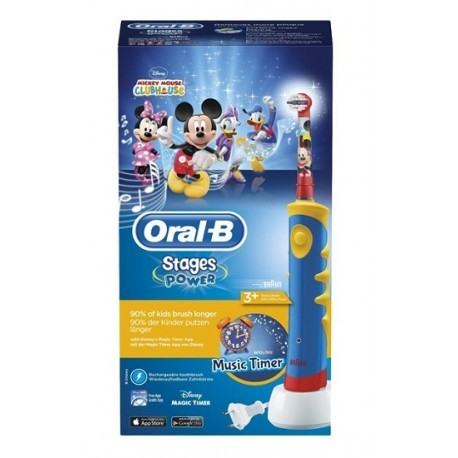 Oral B Cepillo Vitality Stages Mickey