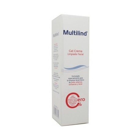 MULTILIND GEL LIMPIADOR FACIAL 125 ML