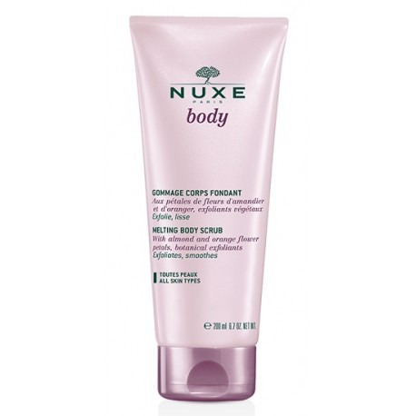 NUXE BODY GOMMAGE FONDANT 200ML