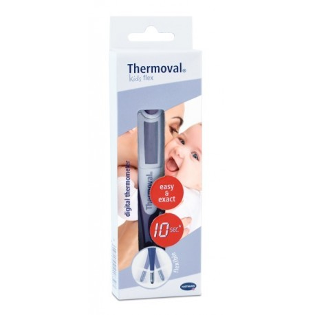 Thermoval Rapid Flex Termometro