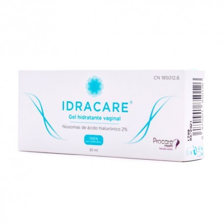 IDRACARE GEL HIDRATANTE VAGINAL 30 ML
