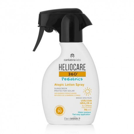 HELIOCARE 360º SPF 50+ PEDIATRICS ATOPIC LOTION 200 ML