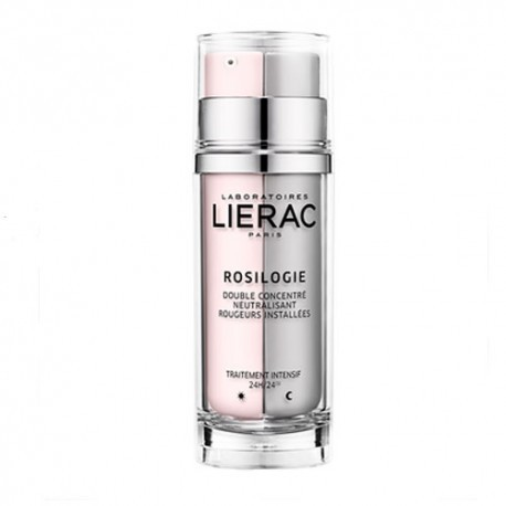 LIERAC ROSALOGIE DOBLE CONCENTRADO 30ML