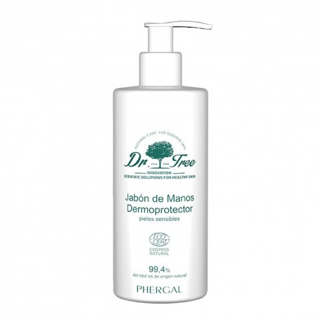 DR. TREE JABON DE MANOS PIELES SENSIBLES 300 ML
