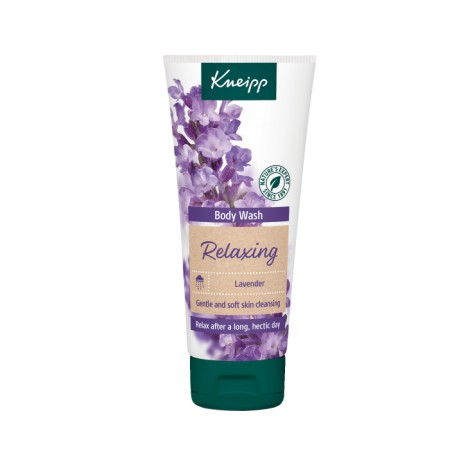 KNEIPP GEL DE DUCHA RELAXING 200 ML