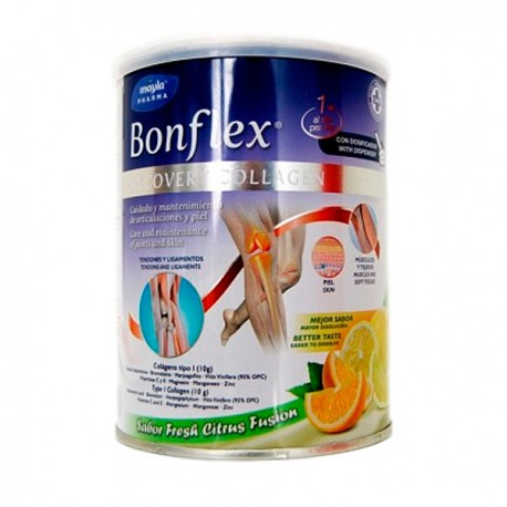BONFLEX RECOVERY COLLAGEN FRESH CITRUS FUSION 39