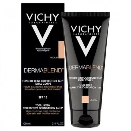 Vichy Dermablend Compact Creme 45 9,5 Gr