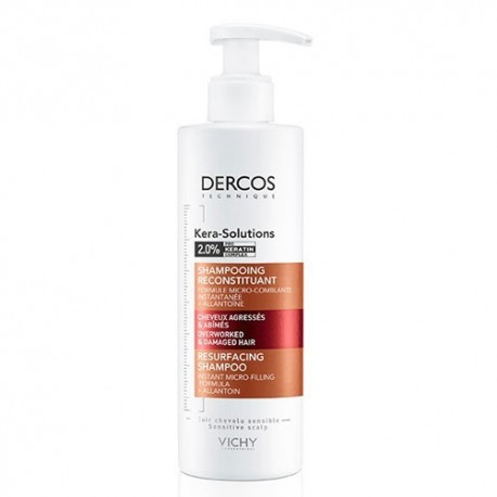 DERCOS CHAMPU KERA-SOLUTIONS 250 ML