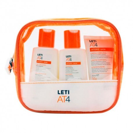 LETI PACK GEL 100ML CHAMPU 100 ML CREMA 100 ML