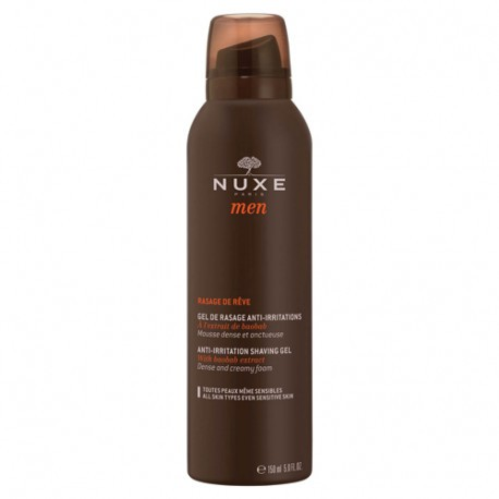 NUXE MEN GEL DE AFEITAR